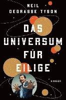 bokomslag Das Universum für Eilige