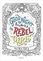 bokomslag Good Night Stories for Rebel Girls - Ausmalbuch