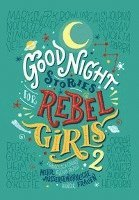 bokomslag Good Night Stories for Rebel Girls 2
