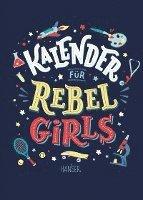 bokomslag Kalender für Rebel Girls