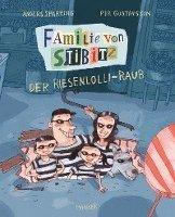 bokomslag Familie von Stibitz - Der Riesenlolli-Raub