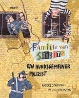 bokomslag Familie von Stibitz - Ein hundsgemeiner Polizist