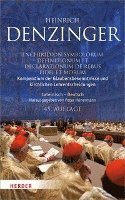 bokomslag Kompendium der Glaubensbekenntnisse und kirchlichen Lehrentscheidungen. Enchiridion symbolorum definitionum et declarationum de rebus fidei et morum