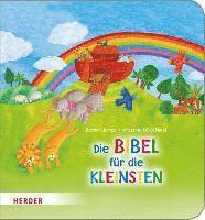 bokomslag Die Bibel für die Kleinsten