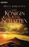 bokomslag Die Königin der Schatten - Verbannt