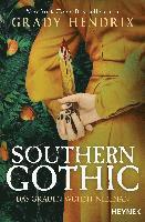 bokomslag Southern Gothic - Das Grauen wohnt nebenan