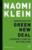 bokomslag Warum nur ein Green New Deal unseren Planeten retten kann