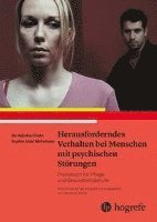 bokomslag Herausforderndes Verhalten bei Menschen mit psychischen Störungen