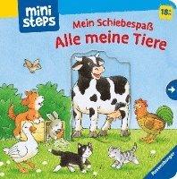 bokomslag Mein Schiebespaß: Alle meine Tiere