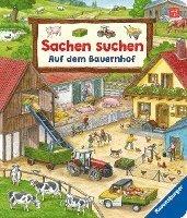 bokomslag Sachen suchen: Auf dem Bauernhof