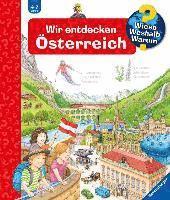 bokomslag Wir entdecken Österreich