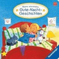 bokomslag Meine allerersten Gute-Nacht-Geschichten