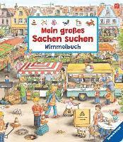 bokomslag Mein großes Sachen suchen - Wimmelbuch