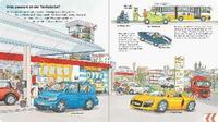 bokomslag Mein großes Bilder-Wörterbuch: Fahrzeuge