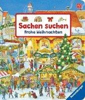 bokomslag Sachen suchen - Frohe Weihnachten