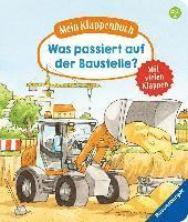bokomslag Mein Klappenbuch: Was passiert auf der Baustelle?