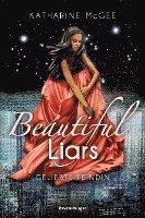 bokomslag Beautiful Liars, Band 3: Geliebte Feindin