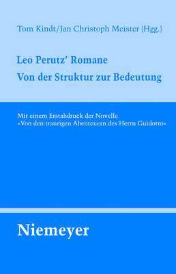 bokomslag Leo Perutz' Romane