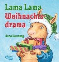 bokomslag Lama Lama Weihnachtsdrama