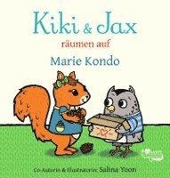 bokomslag Kiki & Jax räumen auf