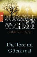 bokomslag Die Tote im Götakanal