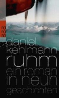 bokomslag Ruhm - Ein Roman in neun Geschichten