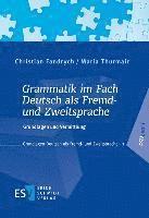 bokomslag Grammatik im Fach Deutsch als Fremd- und Zweitsprache