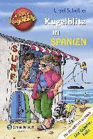 bokomslag Kommissar Kugelblitz - Kugelblitz in Spanien