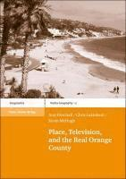 bokomslag Place, Television, and the Real Orange County