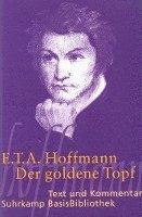 bokomslag Der goldene Topf. Text und Kommentar
