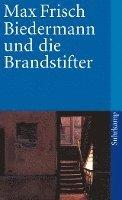 bokomslag Biedermann und die brandstifter : ein lehrstück ohne lehre.