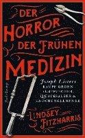 bokomslag Der Horror der frühen Medizin