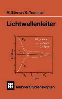 bokomslag Lichtwellenleiter