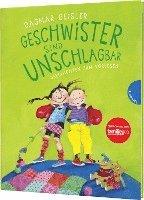bokomslag Geschwister sind unschlagbar, Geschichten zum Vorlesen