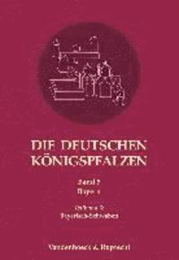 bokomslag Die Deutschen Konigspfalzen. Band 5: Bayern: Teilband 3: Bayerisch-Schwaben