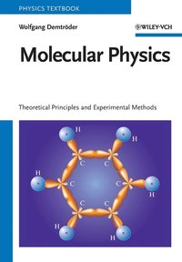 bokomslag Molecular Physics: An Introduction to Theoretical Principles and Experiment