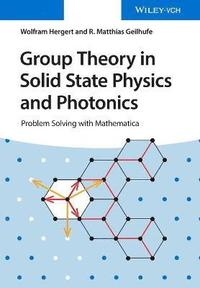 bokomslag Group Theory in Solid State Physics and Photonics
