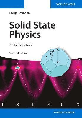 bokomslag Solid State Physics - an Introduction 2E
