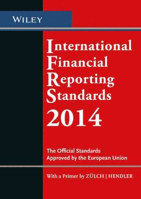 bokomslag International Financial Reporting Standards 2014