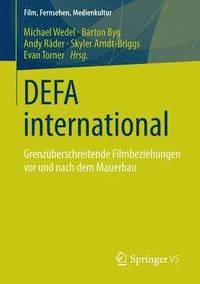 bokomslag Defa International