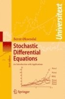 bokomslag Stochastic differential equations - an introduction with applications