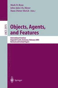 bokomslag Objects, Agents, and Features