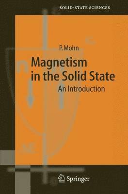 bokomslag Magnetism in the Solid State: An Introduction