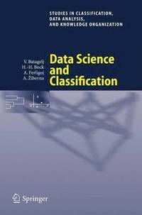 bokomslag Data Science and Classification