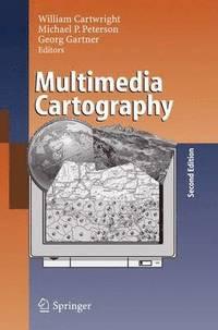 bokomslag Multimedia Cartography