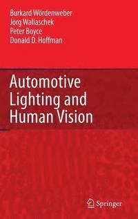 bokomslag Automotive Lighting and Human Vision
