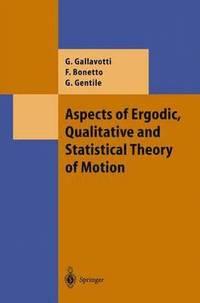 bokomslag Aspects of Ergodic, Qualitative and Statistical Theory of Motion