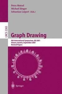 bokomslag Graph Drawing