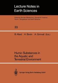 bokomslag Humic Substances in the Aquatic and Terrestrial Environment