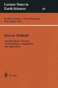 bokomslag Inverse Methods